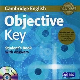 Objective Key 2nd Student's Book Pack (Student's Book with Answers with CD-ROM and Class Audio CDs(2))